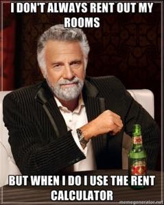 Why U No Use Rent Calculator?